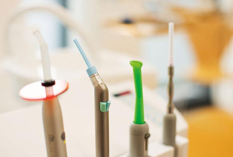Professionelle Zahnreinigung Prophylaxe