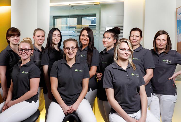 Mitarbeiter/in als Zahnmedizinische/r Fachangestellte/r